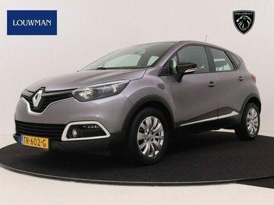tweedehands Renault Captur 1.5 dCi Expression   Navigatie   Camera   Cruise control   Airco   Trekhaak  