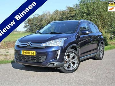 tweedehands Citroën C4 Aircross 1.6 HDi Collection Business AIRCO / NAVIGATIE / LM