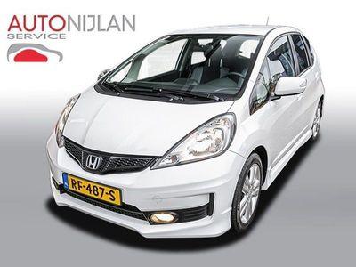 tweedehands Honda Jazz 1.4 100 pk Sport SI airco, clima ,cruise controle, nieuwstaat