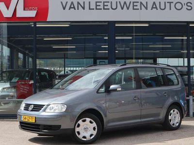 tweedehands VW Touran 1.6-16V FSI Trendline   Trekhaak   Cruise   Airco