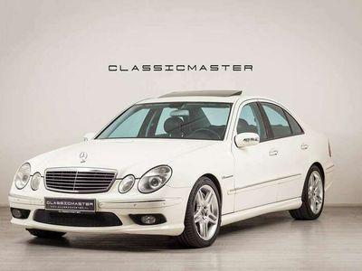 tweedehands Mercedes E55 AMG AMG BTW AUTO Btw auto, Fiscale waarde € 12.000,-