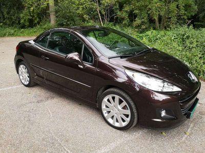 tweedehands Peugeot 207 CC 207 1.6 16V Griffe 2011