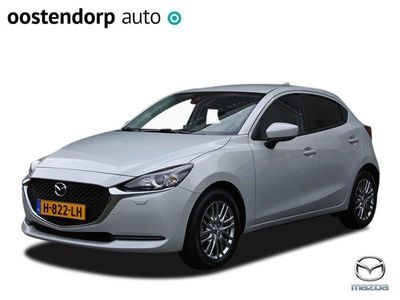 tweedehands Mazda 2 1.5 Skyactiv-G Style Selected | Navi | Achteruitrijcamera | LED verlichting