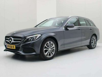 tweedehands Mercedes C350 Estate e Plug-In Hybrid 279pk 7G-Tronic Lease Edit