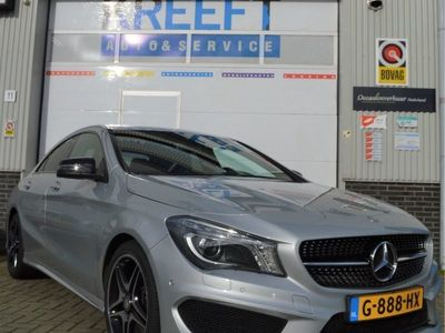 tweedehands Mercedes CLA250 Edition 1 AMG 45 AMG Look, Spoiler!
