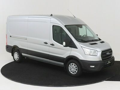 tweedehands Ford Transit 350 2.0 TDCI 130PK FWD L3H2 Trend Nr. 503230 AUTOMAAT AIRCO NAVIGATIE CAMERA CRUISE CONTROL 3500KG GVW