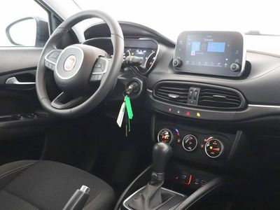 tweedehands Fiat Tipo Stationwagon 1.6 16v Lounge Automaat | Navigatie | Uconnect | Camera | Zondag Open!
