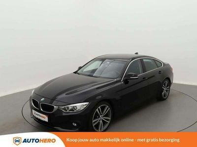 tweedehands BMW 420 Gran Coupé 420d Executive FD41109 | Navi | Bi-Xeno