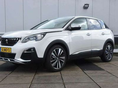 tweedehands Peugeot 3008 1.2 PureTech 130pk Allure Grip Control | Elektrische Achterklep | Keyless Entry + Start
