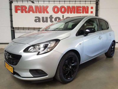 tweedehands Opel Corsa 1.4 90PK Color Edition Automaat + OH HISTORIE/CLIM
