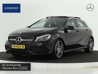 tweedehands Mercedes A160 AMG Automaat | Navigatie | Panoramadak | Cruise co