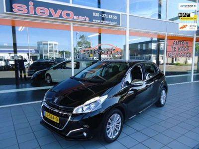 tweedehands Peugeot 208 1.2 PureTech GT-line /110pk/NAVI/CLIMA/NIEUWSTAAT/