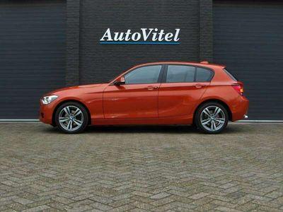 tweedehands BMW 120 120 d High Executive 184PK, Navi-Pro, Xenon, ECC, P