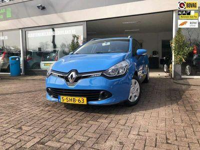 tweedehands Renault Clio Estate 1.5 dCi ECO Expression/Nw Apk/Aico/Navi/Cru
