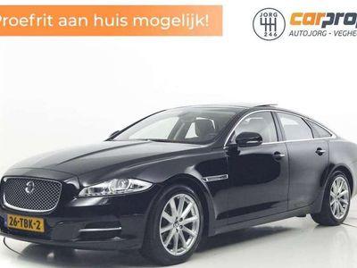 tweedehands Jaguar XJ 5.0 V8 Portfolio Panoramadak NL Auto met NAP Cogna