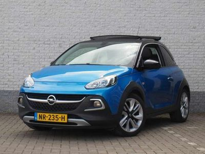 tweedehands Opel Adam 1.0 Turbo Rocks Fav.