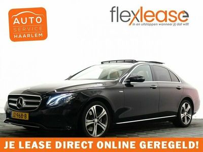 tweedehands Mercedes 220 E-KLASSESedan Prestige AMG Ed Aut- Panodak, Head-Up, Burmester, Camera, Full!