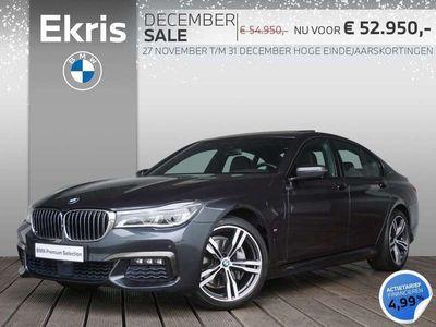 tweedehands BMW 740 740 e iPerformance High Executive M Sportpakket / E