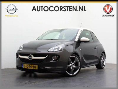 "tweedehands Opel Adam 1.4 IntelliLink Leder Ecc Pdc-Achter 18""LM Cruise-Control Stuur+Stoelverw. City-Drive Elek.Spiegels+Ramen-Voor Hardwell Edition"