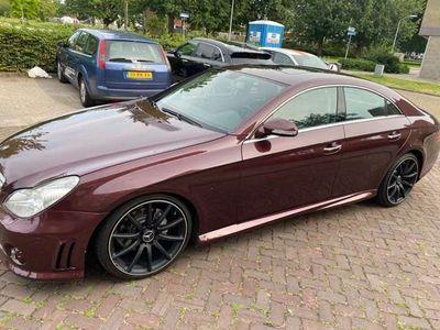 tweedehands Mercedes CLS320 dizel apk 21-6 -2021. tel 0614346334