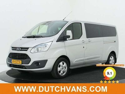 tweedehands Ford Custom Transit2.2TDCI Limited Dubbele Cabine | Airco | Cruise |