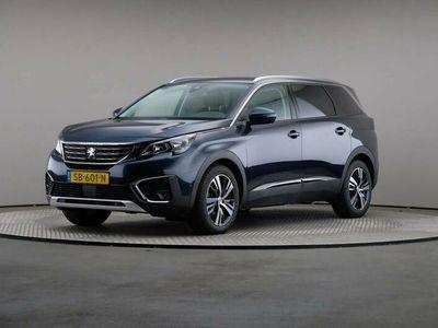 tweedehands Peugeot 5008 Blue Lease Premium 1.6 BlueHDi 120, Automaat, Navigatie