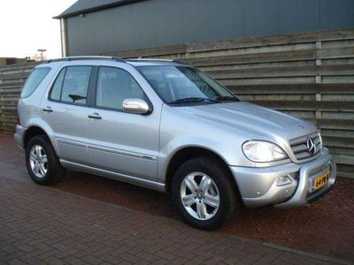 tweedehands Mercedes ML400 CDI Special Edition 93142 Km !!!