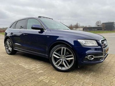 tweedehands Audi SQ5 3.0 Tdi Proline, excl. maritiem blauw, full option