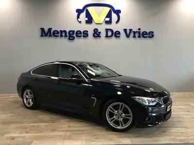 tweedehands BMW 420 4-SERIE Gran Coupé i Executive M Pakket | Airco ECC | Navigatie | Alcantara | Xenon | Elektrische klep | NL Auto |