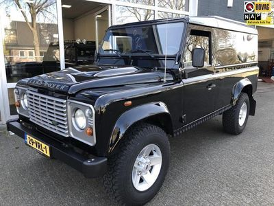 "tweedehands Land Rover Defender 2.4 TD HT 110"" E"