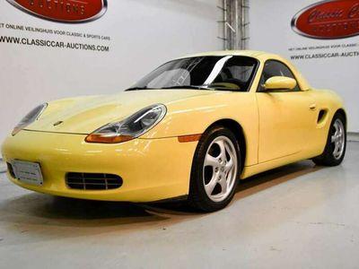 tweedehands Porsche Boxster 2.5 L RWD - ONLINE AUCTION