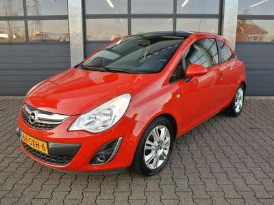 tweedehands Opel Corsa 1.2 ecoFLEX BI-FUEL 83pk 3-drs Color Edition