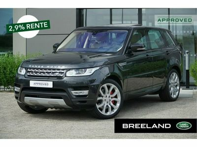 "tweedehands Land Rover Range Rover Sport 3.0 SDV6 HSE   22""  Panoramadak   Meridian   Keyle"