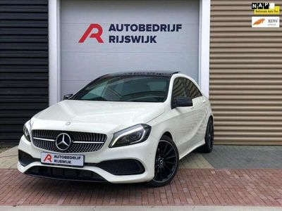 tweedehands Mercedes A200 d Motorsport Edition AMG / Pano