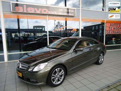 tweedehands Mercedes E250 Coupé CDI Elegance /AUT/LEDER/NAVI/109DKM!!!