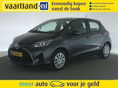 tweedehands Toyota Yaris 1.5 HYBRID ASPIRATION Aut.