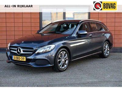 tweedehands Mercedes C220 Estate CDI Lease Edition
