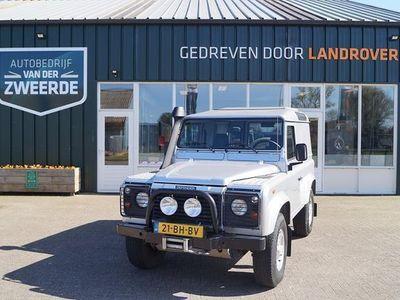 tweedehands Land Rover Defender 90 Td5 Hard Top Youngtimer