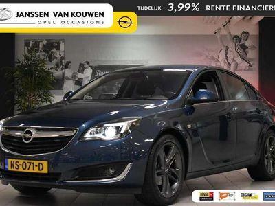 tweedehands Opel Insignia 1.6T 170pk 5D Business+ / Navi / Leder / Xenon