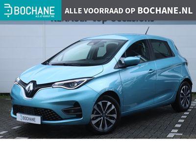 tweedehands Renault Zoe R135 Intens 50 (ex Accu) | Pack Winter | 1e eigenaar | 2.997 KM! | Armsteun voor