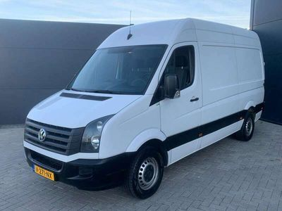 tweedehands VW Crafter 35 2.0 TDI L2H2 airco, 3 zits marge !! ideaal vo