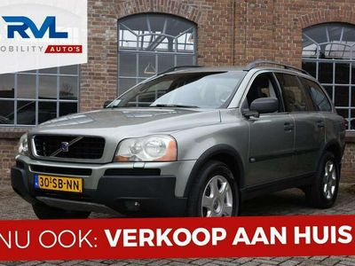 tweedehands Volvo XC90 2.4 D5 AWD 185 PK *Youngtimer* Org. NL 7-Pers. Aut