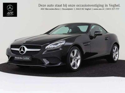 tweedehands Mercedes 200 SLCautomaat Airscarf, Dodehoekassistent, Digitale rad
