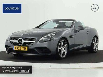 tweedehands Mercedes 200 SLCAMG Automaat Navigatie | Ledkoplampen | AMG Styling |..