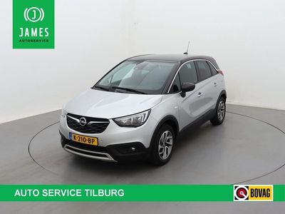 tweedehands Opel Crossland X 1.2 Innovation NAVI CLIMA TREKHAAK