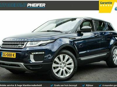 tweedehands Land Rover Range Rover evoque 2.0 eD4 SE Dynamic Panoramadak/ Stoel-achterbankverwarming/ Leer/ 360 camera/ Head up/ Navigatie/ Dodehoek detectie