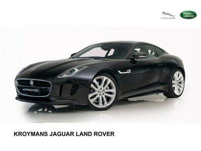 tweedehands Jaguar F-Type 3.0 V6 Coupé 2 JAAR GARANTIE