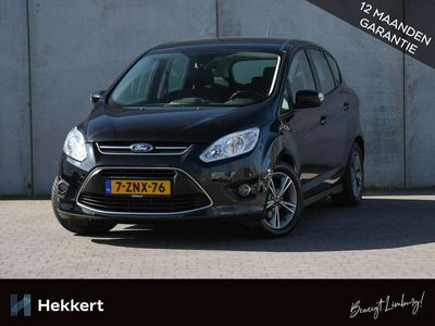 tweedehands Ford C-MAX Limited 1.0 125pk NAVI | CRUISE