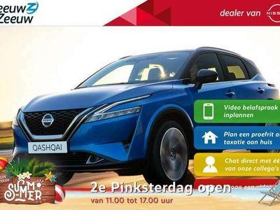 tweedehands Nissan Primera QASHQAI 1.3 MHEV XtronicEdition !! Verwacht Juni 2021 !! Beschikbaar vanaf € 44390,-