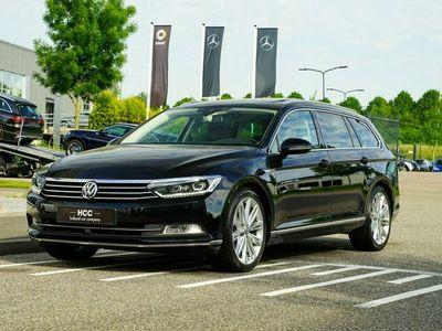tweedehands VW Passat Variant 2.0 BiTDI 4Motion Highline | Panorama | Leder | Massage | Trekhaak | Elektr. achterklep